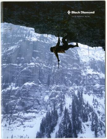Black Diamond, 2003 ice climbing