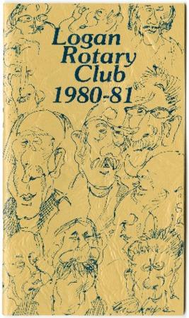 Logan Rotary Club, 1980-81