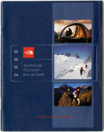 The North Face, 2000