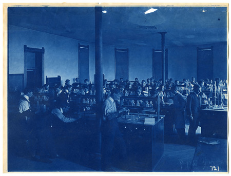 1896-1916 Agricultural College of Utah Cyanotype 36