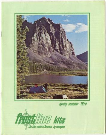 Frostline Kits, Spring/Summer 1975
