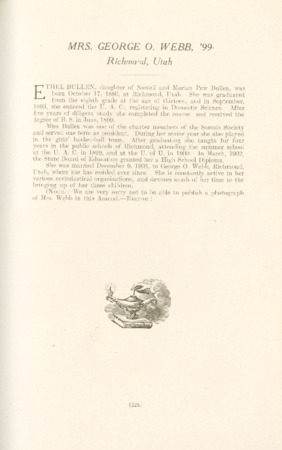 1909 A.C.U. Graduate Yearbook, Page 225