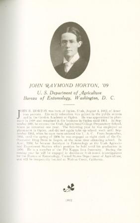 1909 A.C.U. Graduate Yearbook, Page 103