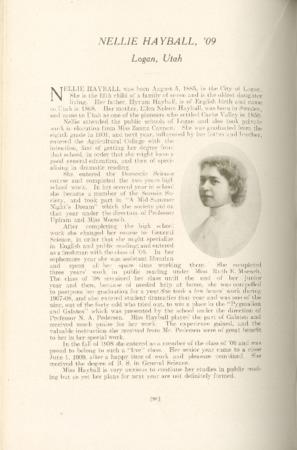 1909 A.C.U. Graduate Yearbook, Page 90