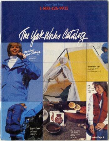 The Yak Works, 1981