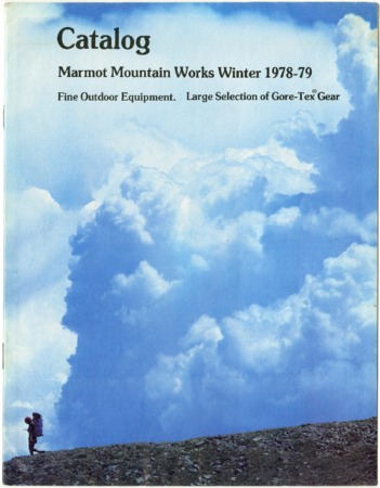 Marmot Mountain Works, 1978-1979