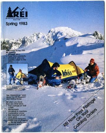 Recreational Equipment, Inc., Spring 1983