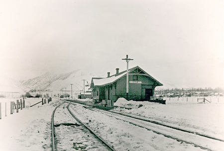Hyrum, Utah U.I.C. Station<br />