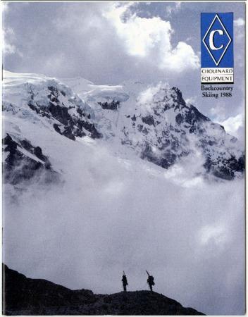 Chouinard Equipment, Backcountry Skiing 1988