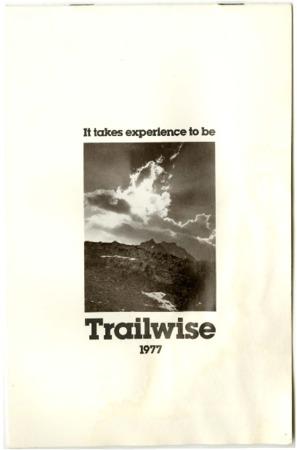 Trailwise, 1977
