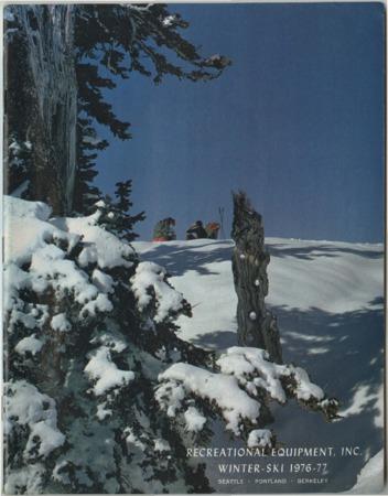 Recreational Equipment, Inc., Winter 1976-1977