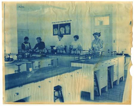 1896-1916 Agricultural College of Utah Cyanotype 37
