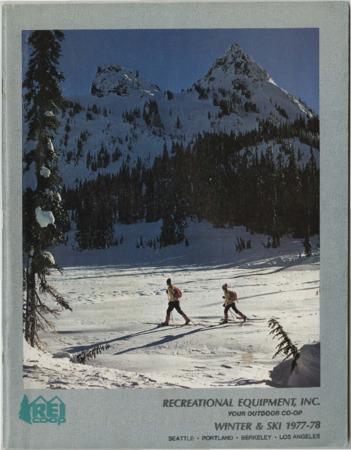 Recreational Equipment, Inc., Winter 1977-1978