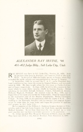 1909 A.C.U. Graduate Yearbook, Page 108