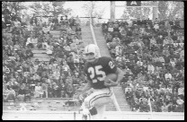Series of photographs of the 1965 Homecoming football game