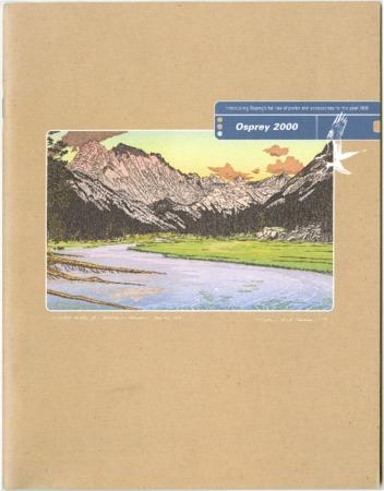 Osprey, 2000