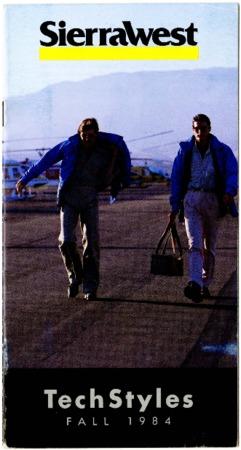 SierraWest, Fall 1984