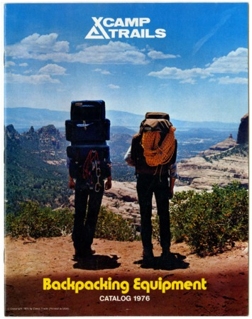 Camp Trails, Backpacking Equipment, 1976