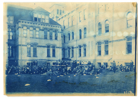 1896-1916 Agricultural College of Utah Cyanotype 23