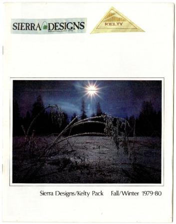 Sierra Designs, Fall/Winter 1979-1980