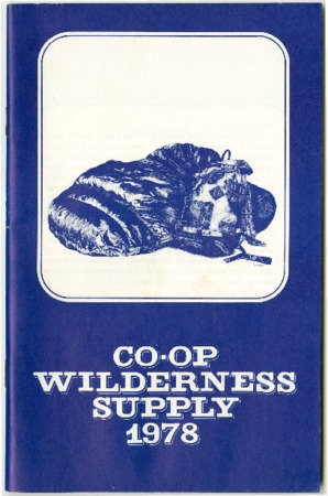 Co-op Wilderness Supply, 1978
