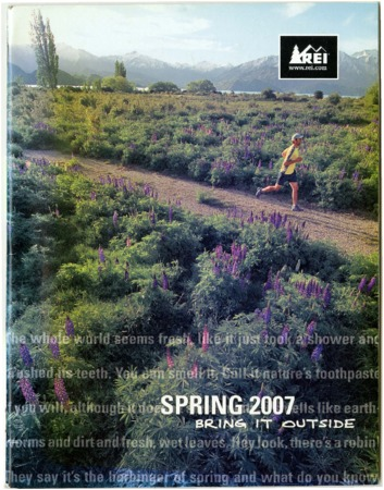 Recreational Equipment, Inc., running, Spring 2007