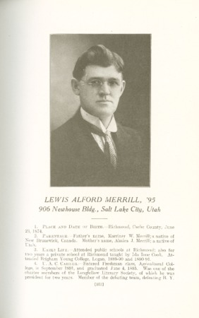 1909 A.C.U. Graduate Yearbook, Page 151