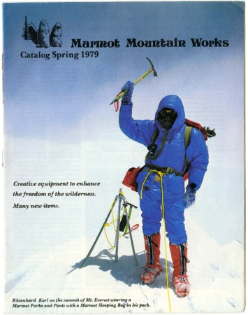 Marmot Mountain Works, Spring 1979