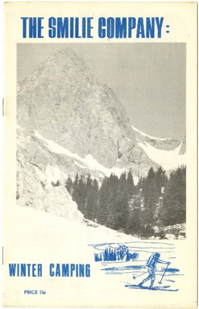 The Smilie Company, Winter Camping, undated
