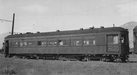 U.I.C. Engine #500 Near Ogden, Utah, 1944<br />