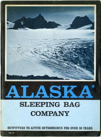 Alaska Sleeping Bag Company, undated
