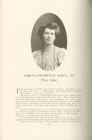 1909 A.C.U. Graduate Yearbook, Page 88