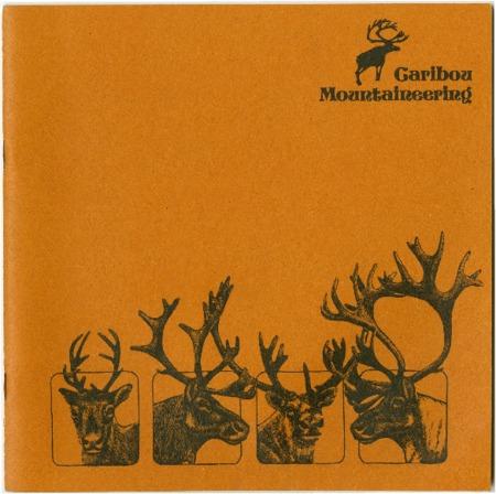 Caribou Mountaineering, undated, 4 caribou