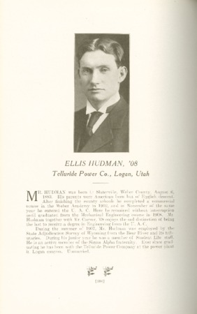 1909 A.C.U. Graduate Yearbook, Page 104