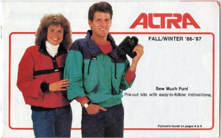 Altra Kits, 1987
