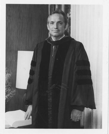 Stanford O. Cazier, circa 1980