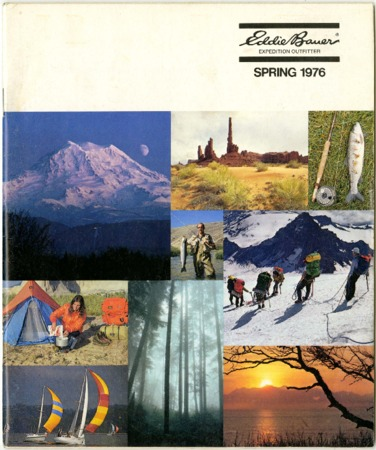 Eddie Bauer Expedition Outfitter, Spring 1976