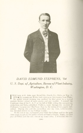 1909 A.C.U. Graduate Yearbook, Page 203