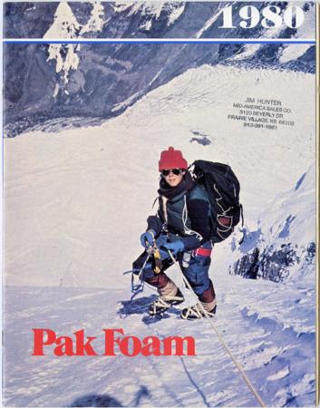 Pak Foam Products, 1980