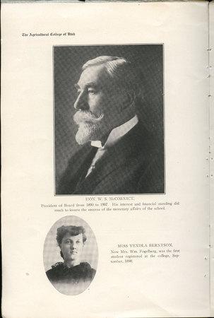 1908 UAC Commencement Program Page 6
