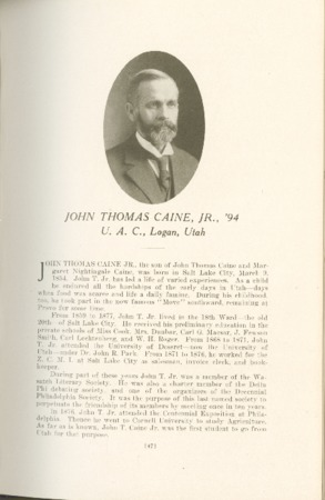 1909 A.C.U. Graduate Yearbook, Page 47
