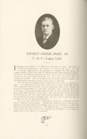 1909 A.C.U. Graduate Yearbook, Page 94