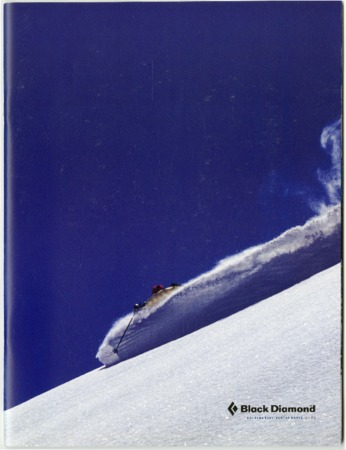 Black Diamond, 2003 skiing