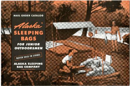 Alaska Sleeping Bag Company, 1954
