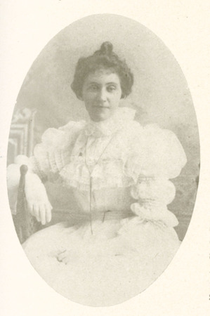 Anna Beers Petty, 1909