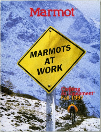 Marmot Mountain Works, Fall 1997